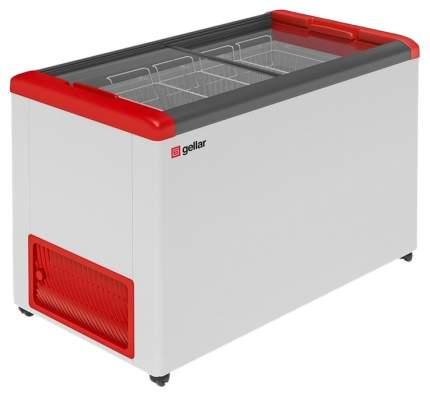 Морозильный ларь Gellar FG 400 C White/Red