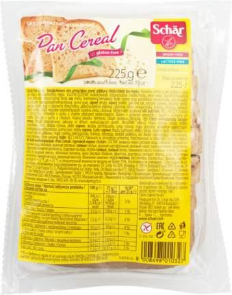 Хлеб Schar многозерновой pan cereal  225 г