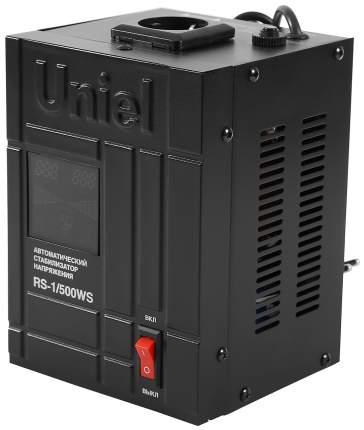 Стабилизатор напряжения Uniel RS1500WS Черный