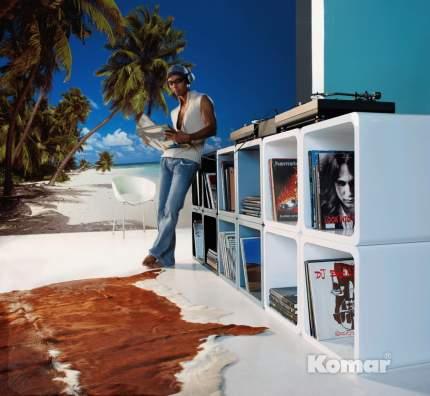 8-240 Фотообои KOMAR 'Мальдивы' 388смх2,7м бумажные