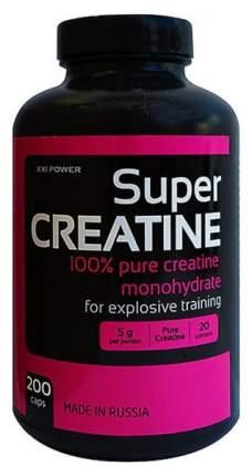 XXI Power Super Creatine 200 капсул без вкуса