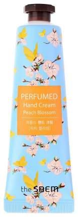 Крем для рук The Saem Perfumed Hand Cream Peach Blossom 30 мл