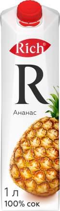 Сок Rich ананас 1 л