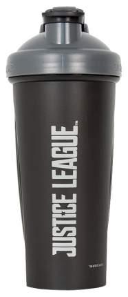 Шейкер IronTrue Justice League Logo 700 мл серый-черный