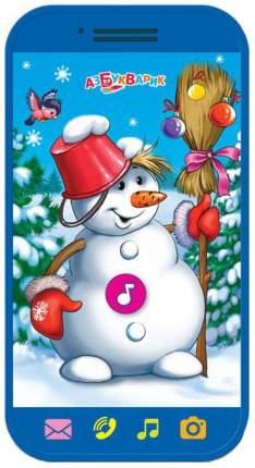Детский гаджет Азбукварик Веселый снеговик