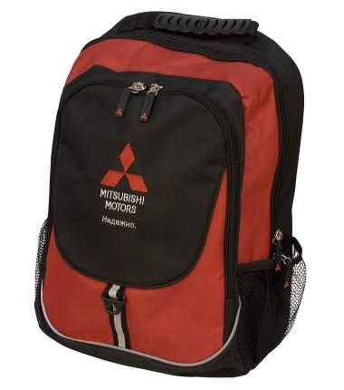 Рюкзак Mitsubishi RU000018 Black/Red