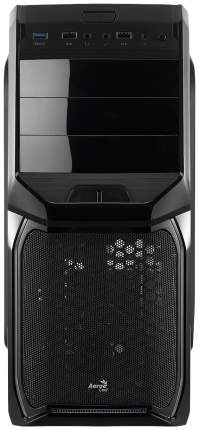 Компьютерный корпус AeroCool V3X RGB без БП black