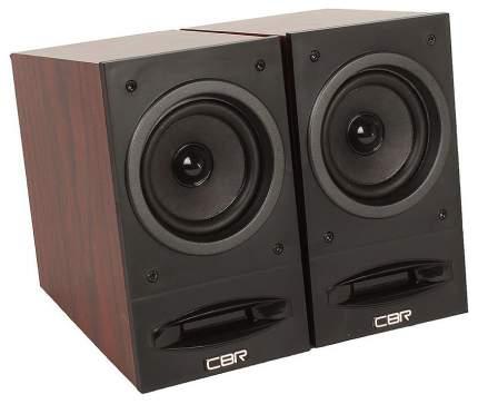 Колонки компьютерные CBR CMS 590 Wooden 2x5 W, USB