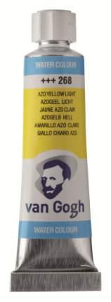 Акварельная краска Royal Talens Van Gogh №268 желтый светлый АЗО 10 мл