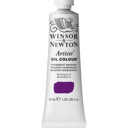 Масляная краска Winsor&Newton Artists перманентный фуксин 37 мл