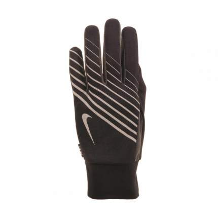Перчатки Nike Men's Lightweight Run Gloves II, черные, XL