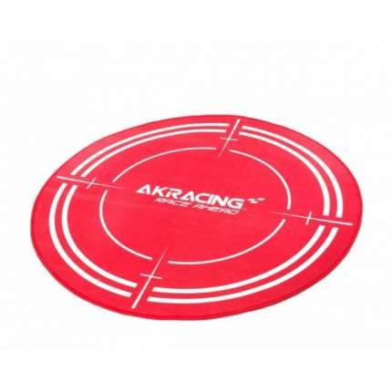 Коврик под компьютерное кресло AKRacing Floormat Red
