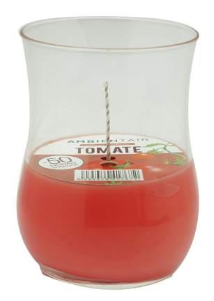 Свеча ароматическая ветроустойчивая «Томатный лист» Garden 50 ч