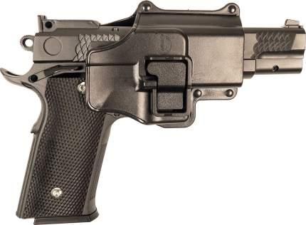 Страйкбольный пружинный пистолет Galaxy  Китай (кал. 6 мм) G.20+ (с кобурой)