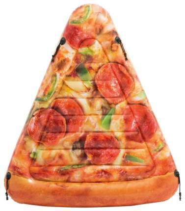 """Надувной матрас """"Кусочек пиццы"""", 175 х 145 см Intex"""