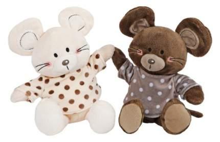 Мягкая игрушка животное Fluffy Family Мышонок Мики-горошинка 681589