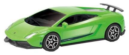 Машина металлическая RMZ City 1:64 Lamborghini Gallardo LP570-4 зеленый 344998S-GN