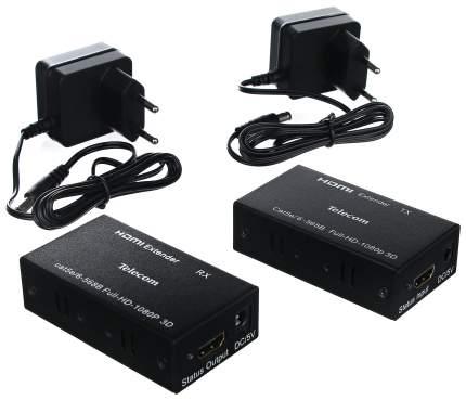 Удлинитель HDMI по витой паре до 60м Telecom TTE471