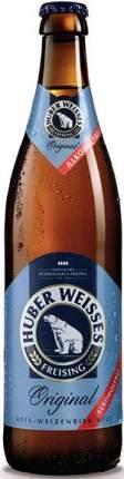 Пиво Huber Weisses Alkoholfrei 0.5 л