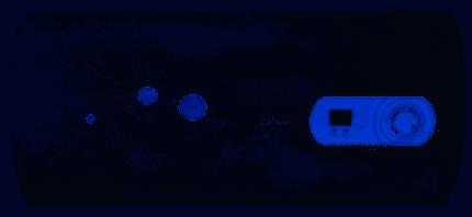Водонагреватель накопительный DeLuxe 9W60Н1 White