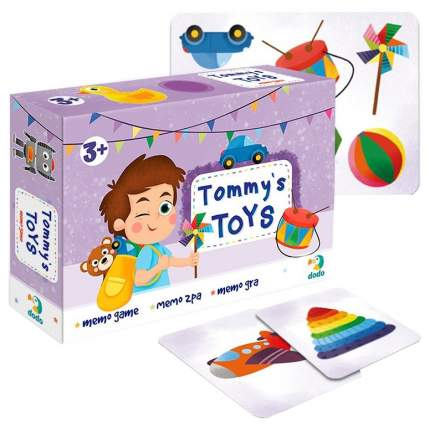 Настольная игра DoDo Игрушки Томми