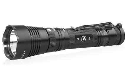 Туристический фонарь EagleTac G3V XHP70.2 черный, 11 режимов