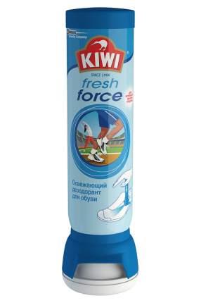 Спрей дезодорант освежающий для обуви Kiwi Fresh Force 100 мл