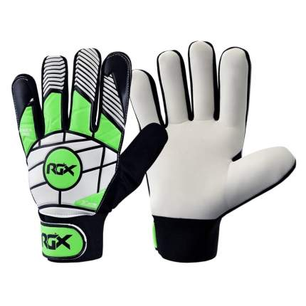 Вратарские перчатки RGX GFB05, green/black, S