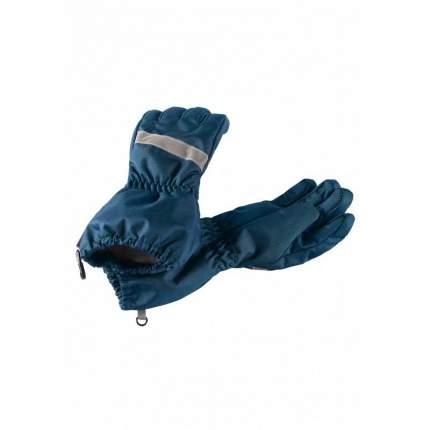 Перчатки LASSIE, цв. темно-синий, 4 р-р