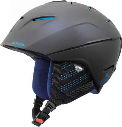 Горнолыжный шлем Alpina Cheos 2019, синий, M