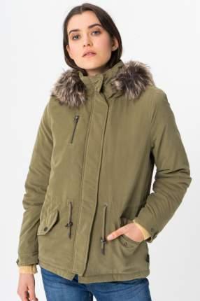 Куртка женская ONLY 15180326 зеленая L
