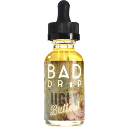 Жидкость для электронных сигарет Bad Drip Ugly Butter Salt 30 мл  25 мг
