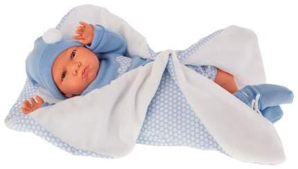 "Кукла ""Эдурне"", в голубом (52 см)"
