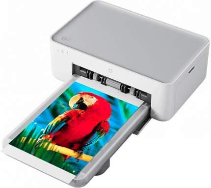 Компактный фотопринтер Xiaomi Mijia Photo Printer White