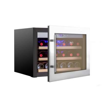 Встраиваемый винный шкаф Cold Vine C18-KSB1 Silver