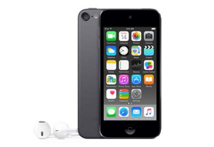 Apple iPod touch 64 ГБ Space Gray