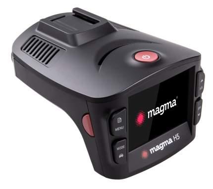 Видеорегистратор с радар-детектором Magma H5