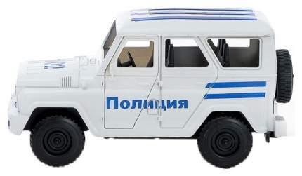 Машина автоград инерционная  полиция, №sl-02761c