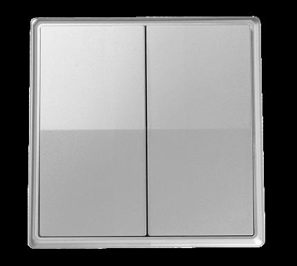 Выключатель умного дома Z-Light 0287 2 клавиши