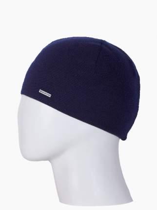 Шапка мужская Dairos GD17540608 синяя 58-64