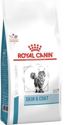 Сухой корм для кошек ROYAL CANIN Skin&Coat, для стерилизованных, 0,4кг