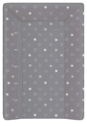 Матрац пеленальный Ceba Baby Stars dark grey W-201-066-265