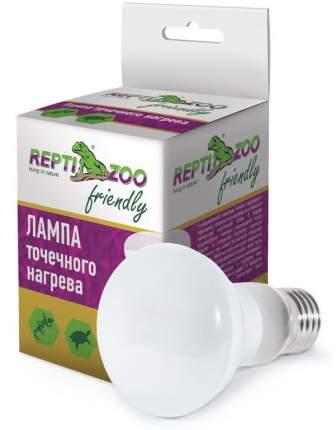 Накаливания лампа для террариума Repti-Zoo Friendly, точечного нагрева, 100 Вт