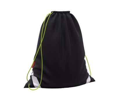 Мешок для обуви ErichKrause 365x440мм Black&Yellow