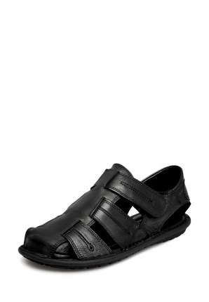 Сандалии мужские Alessio Nesca Comfort 02806220 черные 43 RU