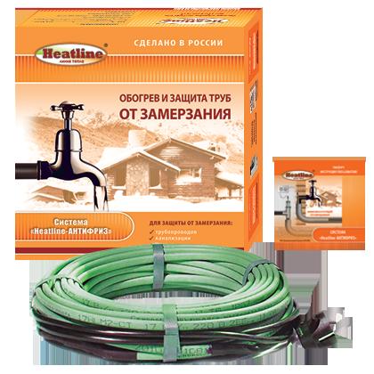 Греющий кабель Heatline HL-AF-1.0 м