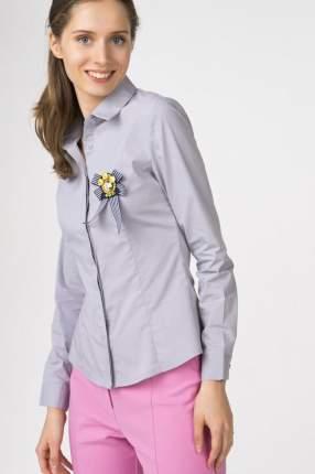 Рубашка женская Marimay 16263 серая 42 RU