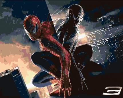 Картина по номерам Живопись по Номерам Человек-паук, 40x50