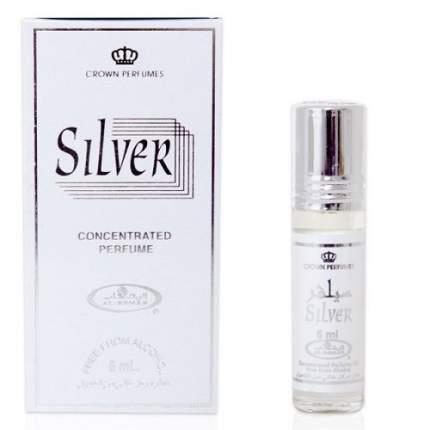 Масло парфюмерное Al Rehab Silver, 6 мл