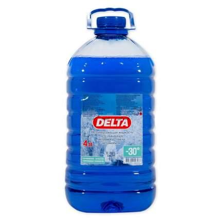 Жидкость омывателя незамерзающая -30C DELTA-NEO ПЭТ готовая 4 л 00-00000157